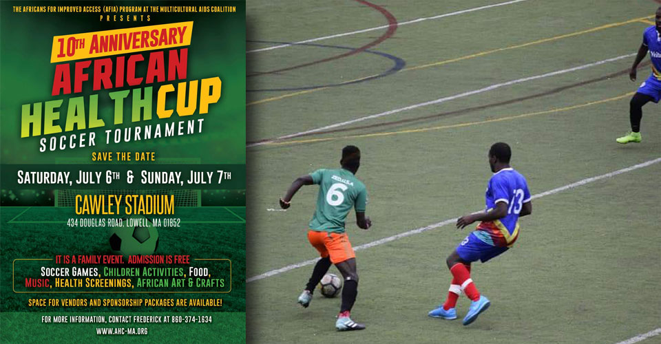 10th Annual African Health Cup Soccer Tournament