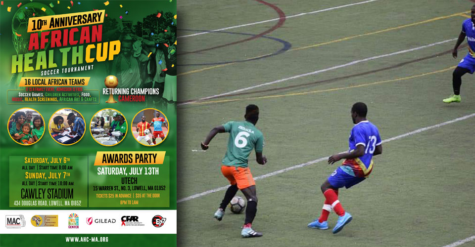 10th Anniversary African Health Cup Soccer Tournament
