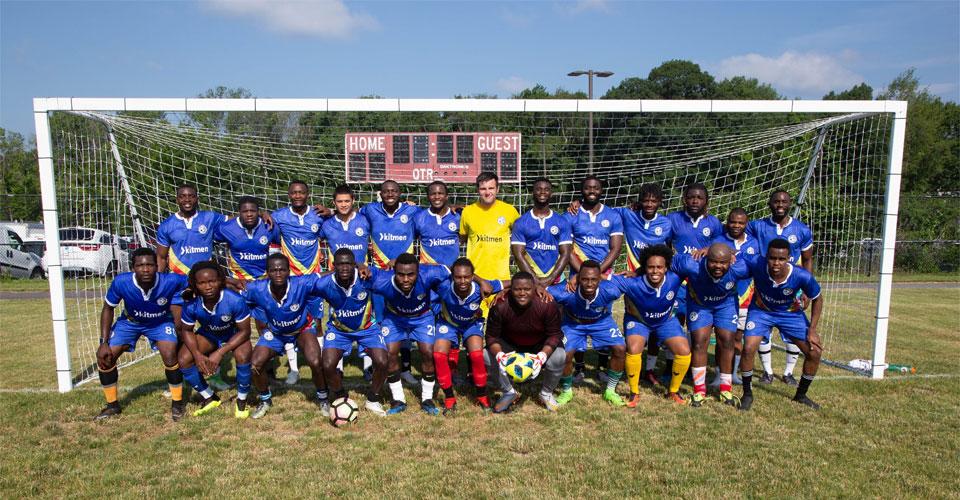 Cameroon team