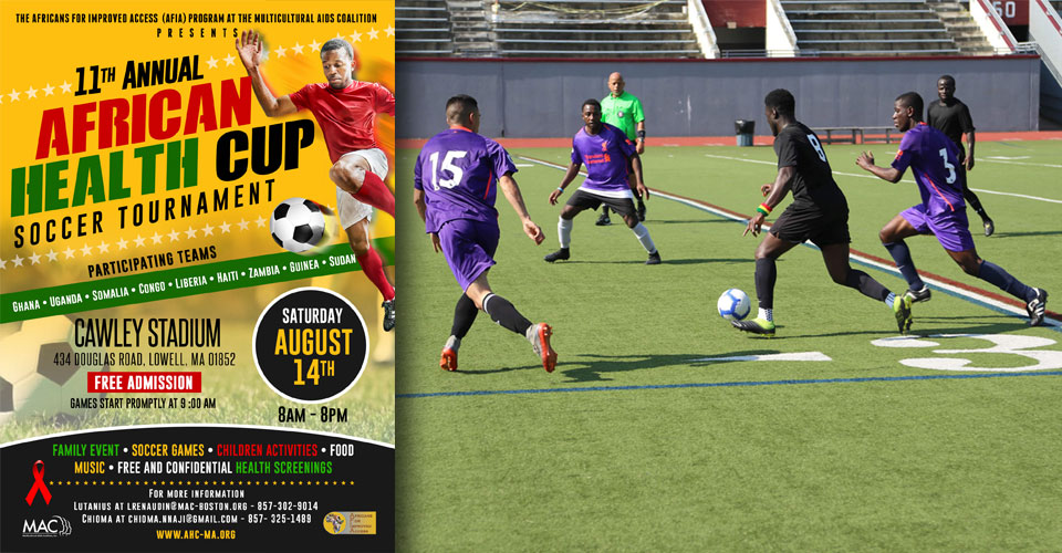 11th Annual African Health Cup Soccer Tournament